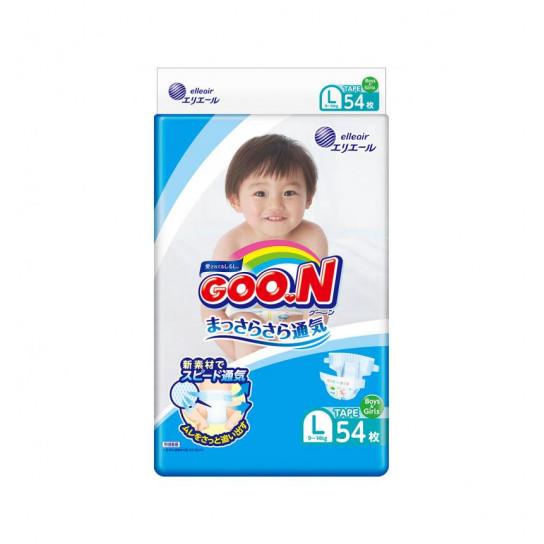 Подгузники Gоо.N для детей колекция 2020 (L, 9-14 кг, 54 шт)