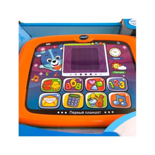 Развивающая Электронная Игра - Первый Планшет