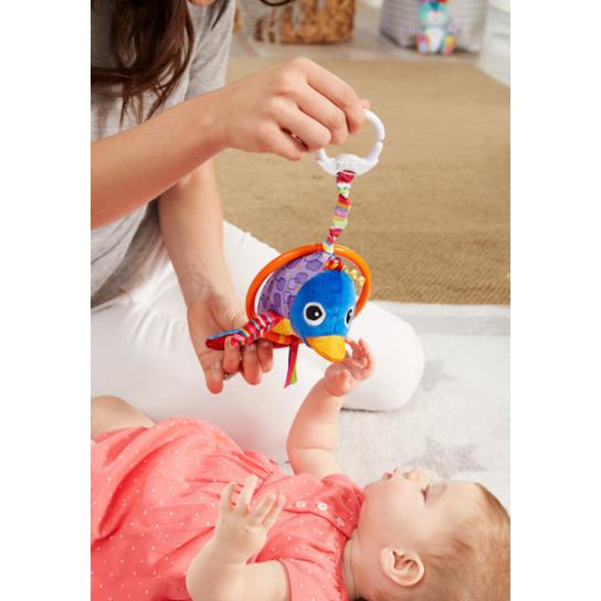 Развивающая игрушка для малышей Дельфин