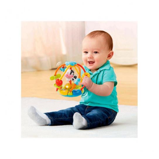 Развивающая Игрушка-Мячик - Тряси И Крути