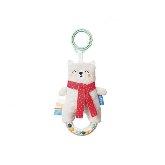 Развивающая Игрушка-Подвеска - Белый Медвежонок
