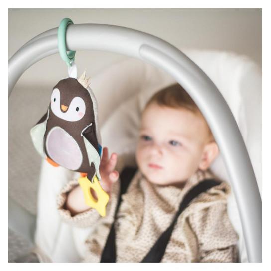 Развивающая Игрушка-Подвеска - Принц-Пингвинчик