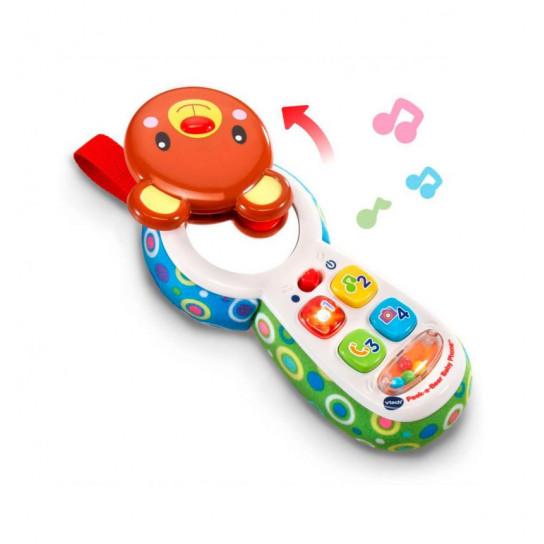 Развивающая Игрушка-Телефон - Отвечай И Играй