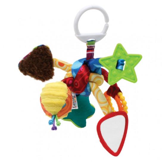 Развивающая подвесная игрушка для малышей «Узелок»