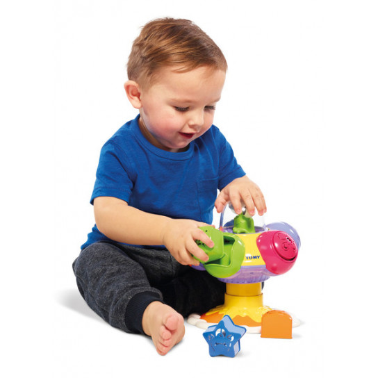 Развивающя игрушка-сортер «НЛО»