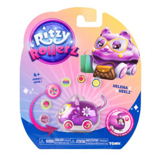 Ritzy Rollerz: мини-мобиль Хелена
