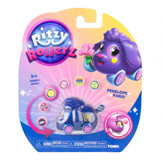 Ritzy Rollerz: мини-мобиль Пенелопа