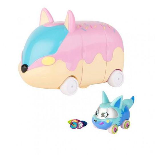 Ritzy Rollerz: мобильный игровой набор «Пончиковая на колесах»