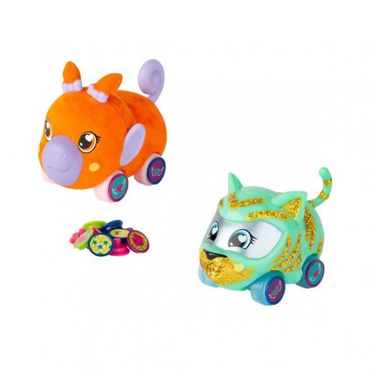 Ritzy Rollerz: набор з двух мини-мобилей «Друзья навсегда» Габби и Черри
