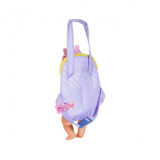 Рюкзак-кенгуру для куклы BABY born - КОМФОРТНАЯ ПРОГУЛКА