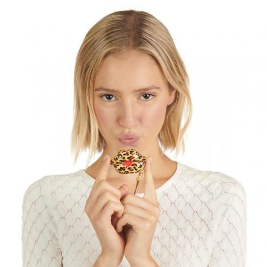 S.W.A.K. Интерактивная игрушка-брелок «Волшебный поцелуй: Поцелуй джунглей»