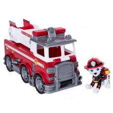 """Цуценячий патруль: рятівний автомобіль з фігуркою Маршала (серія """"Надзвичайна місія"""")"""