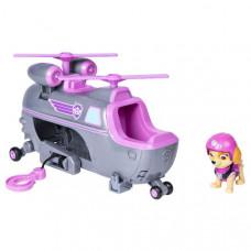 """Цуценячий патруль: рятівний автомобіль з фігуркою Скай (серія """"Надзвичайна місія"""")"""
