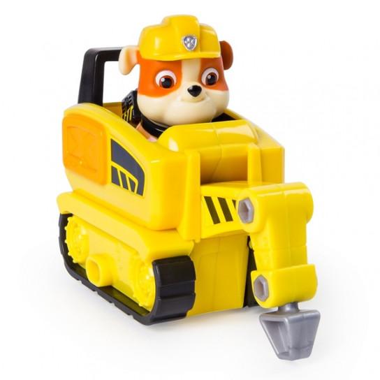 Щенячий патруль: (серия Чрезвычайная миссия) Мини спасательный автомобиль Крепыша