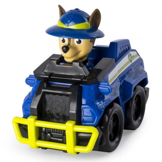 «Щенячий патруль»: спасательный автомобиль Гонщика (серия Джунгли)