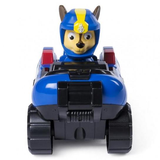 Щенячий патруль: спасательный автомобиль Гонщика