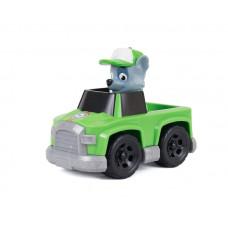 Цуценячий патруль: рятівний автомобіль Pull-Back' roadster Роккі