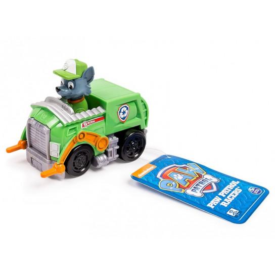«Щенячий патруль»: спасательный автомобиль Рокки