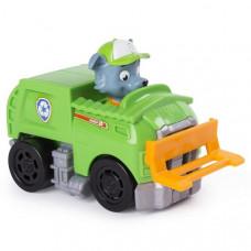 Цуценячий патруль: рятівний автомобіль Роккі