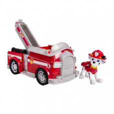 «Щенячий патруль»: спасательный автомобиль с фигуркой Маршала-пожарника