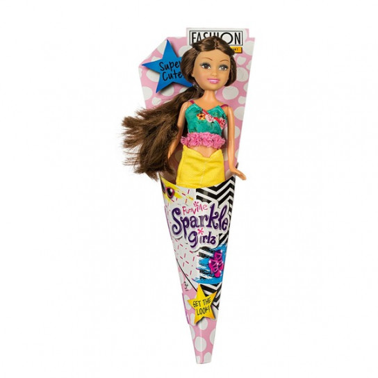 Sparkle Girls Кукла- модница Бьянка (25 см)