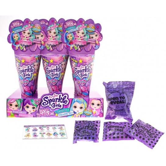 """Sparkle Girls Лялька-сюрприз """"Збирай та міксуй"""" в асортименті (11 см)"""