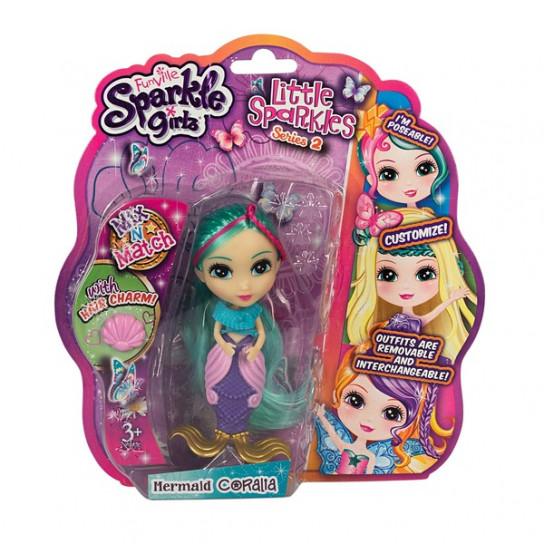 """Sparkle Girls Лялька """"Збирай та міксуй"""" в асортименті 6шт (11 см)"""