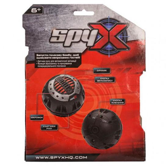 SPY X Звуковая бомба