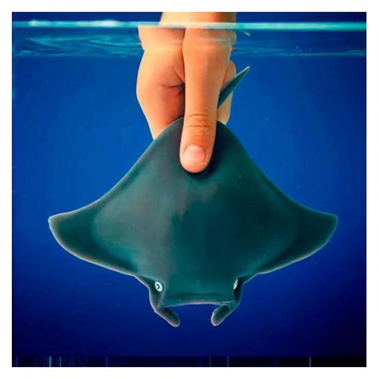 Стретч-іграшка у вигляді тварини – Повелителі тропічних рифів (12 шт., в дисплеї)
