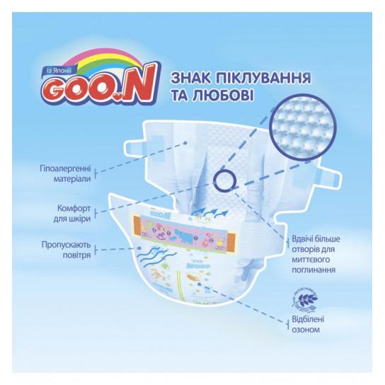 Трусики-Подгузники Для Плавания Goo.N Для Девочек 12-20 Кг, Ростом 80-100 См (Размер Big (Xl), 3 Шт)