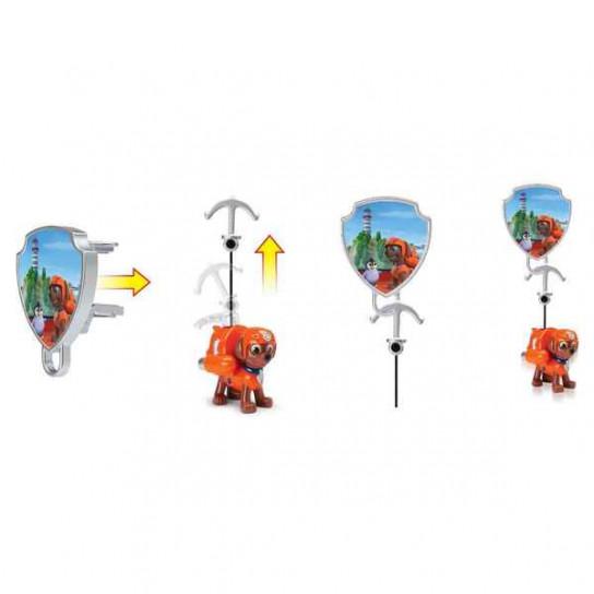 Цуценячий патруль: колекційна фігурка цуценяти з механічною функцією Зума