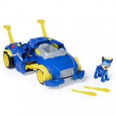 Цуценячий патруль: рятівний гоночний автомобіль з водієм Гонщик (серія Мегацуценята)