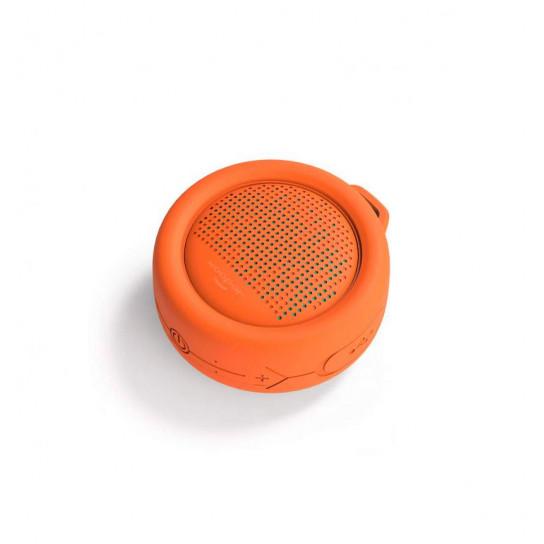 Влагозащищенная Акустика Xoopar – Splash Pop (Оранжевая, Sd Карта)