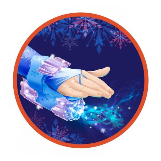"""Волшебное Игровое Снаряжение """"Холодное Сердце 2"""" - Перчатка Эльзы (Свет, Ледяной Заряд)"""