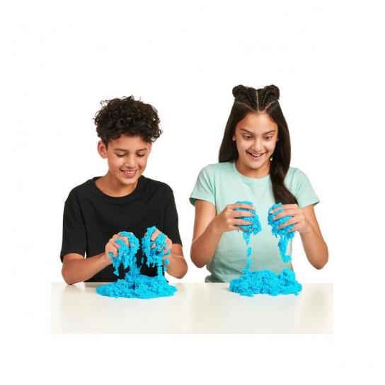 Воздушная Пена Для Детского Творчества Foam Alive - Яркие Цвета - Голубая