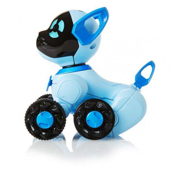 WowWee маленький щенок Чип голубой
