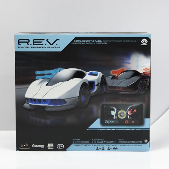 WowWee R.E.V. Роботизированные машины