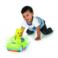 Іграшка Push & Go «Жираф у кабріолеті»